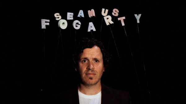 Seamus Fogarty shares video for 'Van Gogh's Ear'